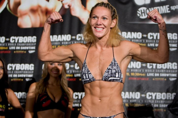Cyborg Hubby Rips UFC - SciFighting