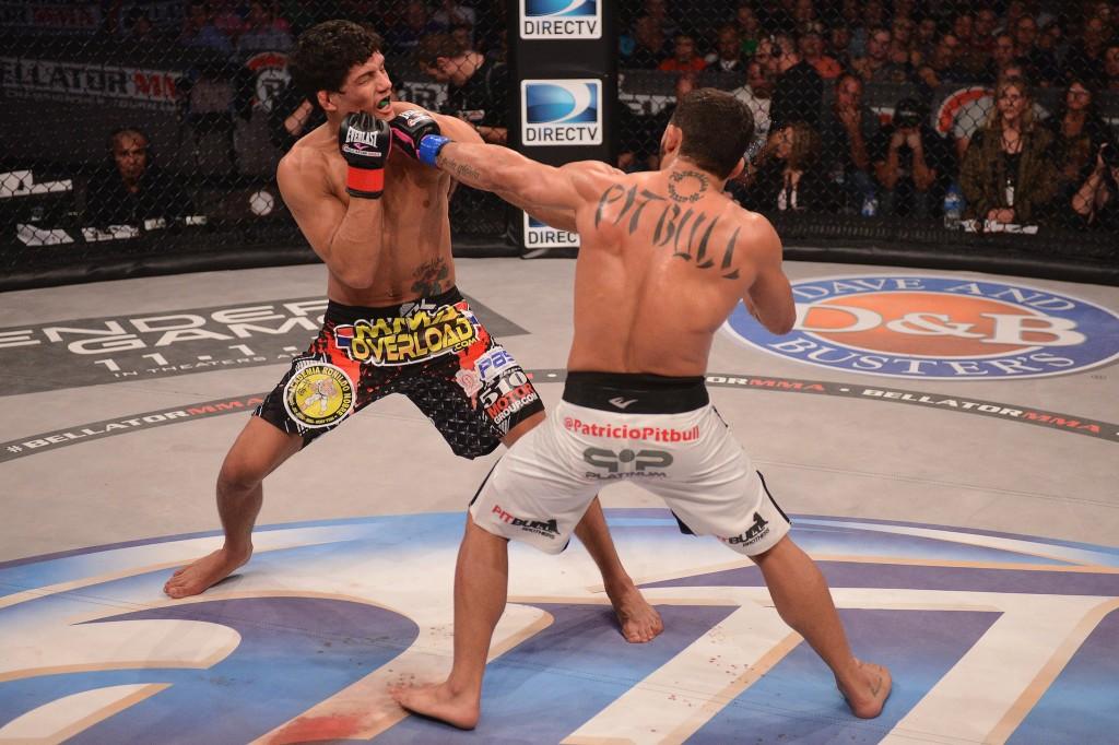 Photo courtesy of Bellator MMA.