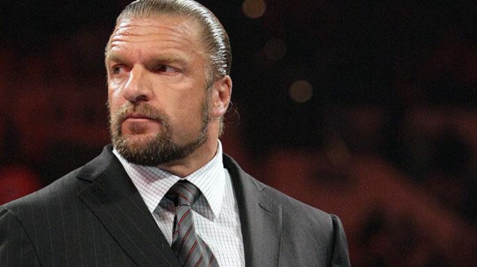 WWE COO, Triple H