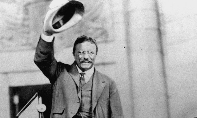 a biography and life work of teddy roosevelt 26th president of the united states