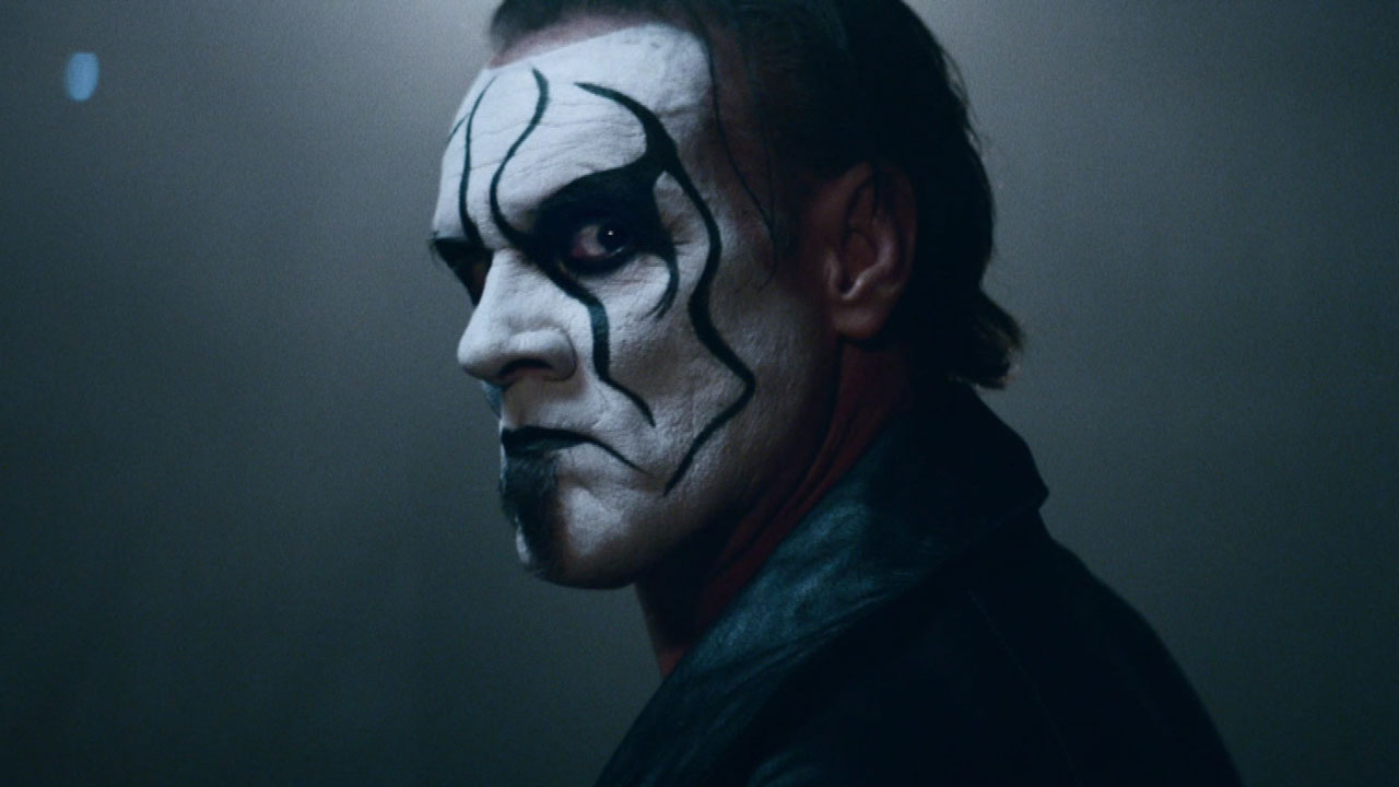 (Sting, photo via WWE.com)