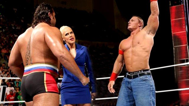John-Cena,-Rusev,-and-Lana