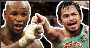 Floyd Mayweather Jr. Manny Pacquiao